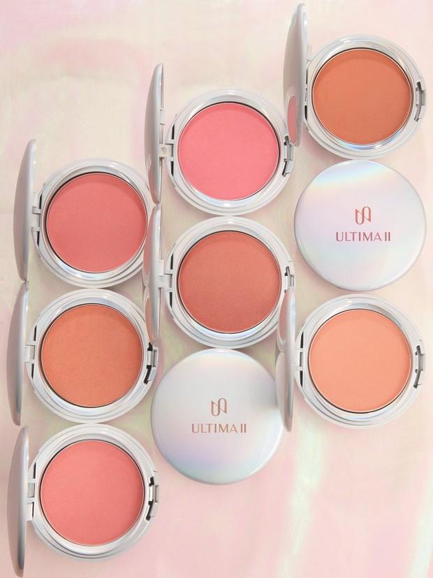 ULTIMA II Delicate Shine Blush/ ULTIMA II