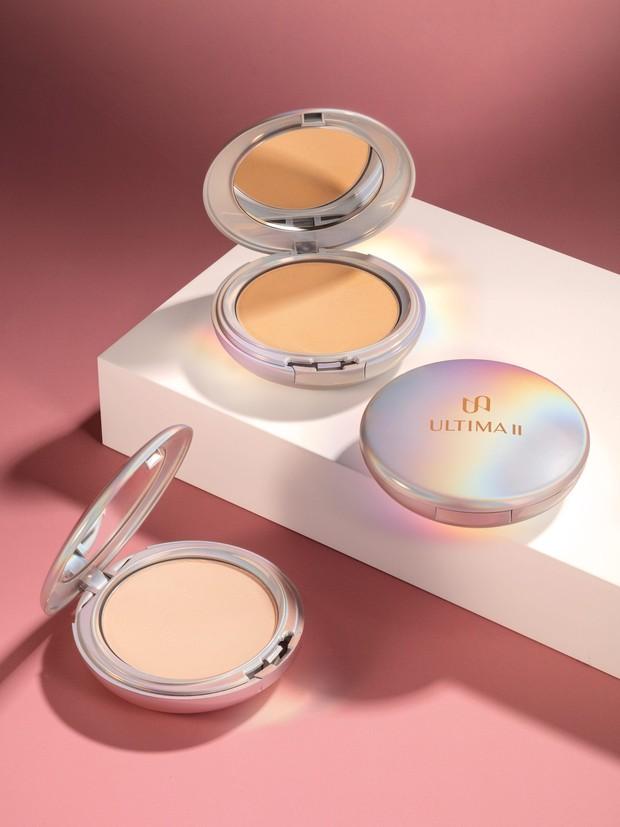 ULTIMA II Translucent Pressed Powder / ULTIMA II