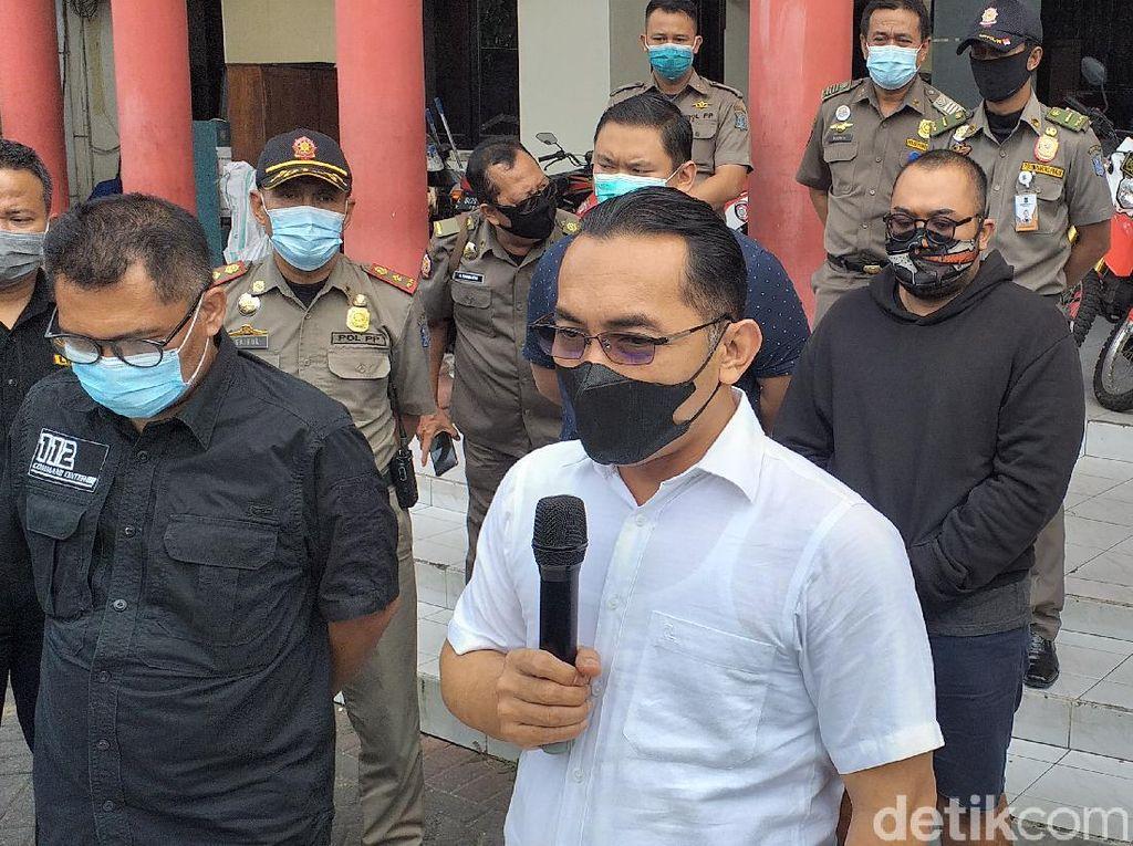 Pria yang Membodohkan Pengunjung Mal Bermasker Hanya Disanksi Sosial