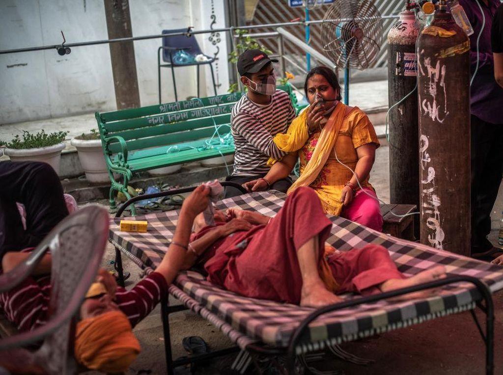 Kasus Covid-19 di India Tembus 20 Juta!