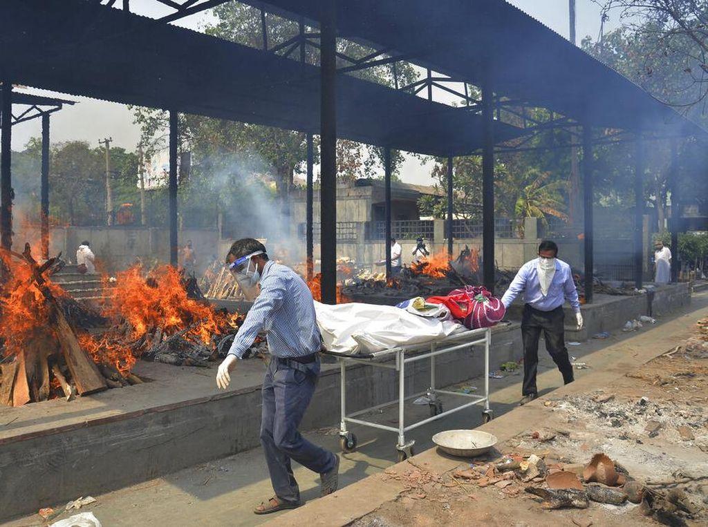 Pengadilan India Sebut Kematian Pasien Corona Tak Berbeda dari Genosida