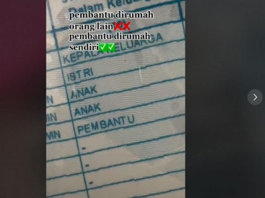 Viral Anak Ditulis Pembantu di KK, Dirjen Dukcapil Beri Penjelasan