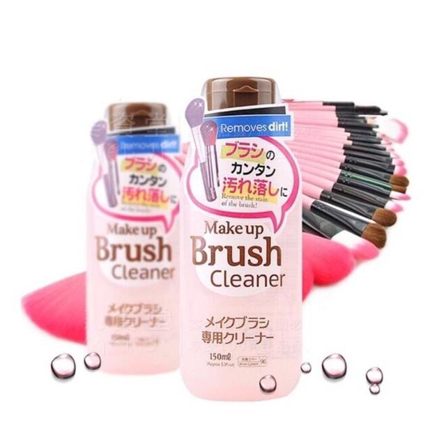 rekomendasi sabun pencuci brush makeup