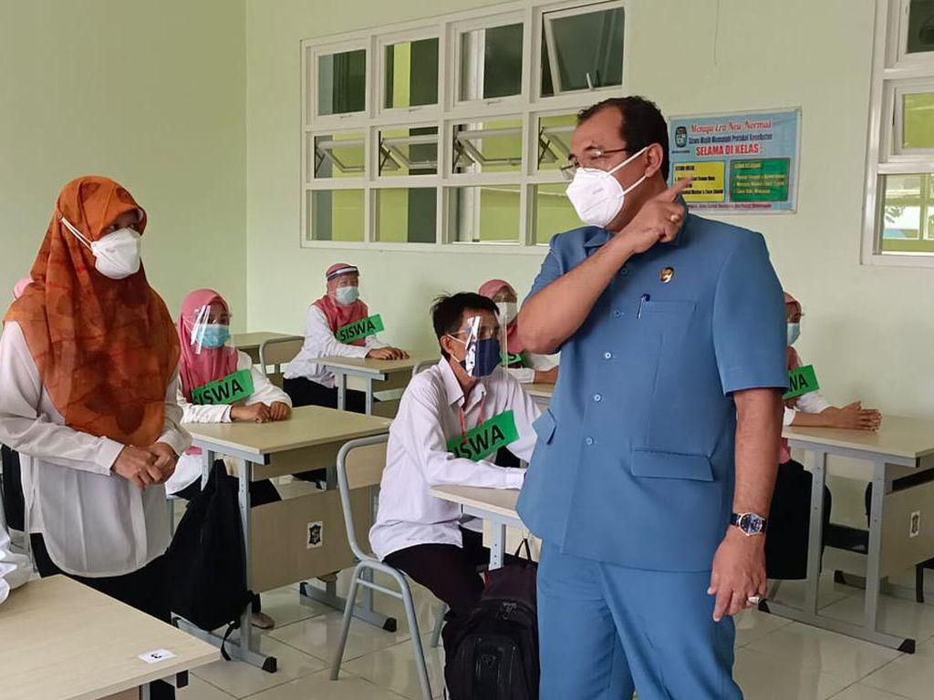 Tinjau Optimalisasi Pembelajaran Tatap Muka, DPRD Surabaya Harapkan Ini