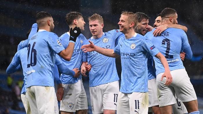 Guardiola: Man City Luar Biasa!