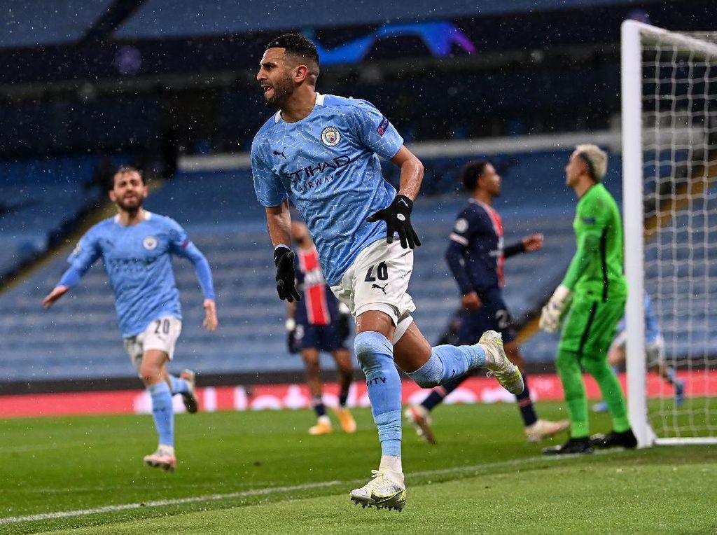 Umpan Panjang Ederson yang Membuka Jalan Manchester City