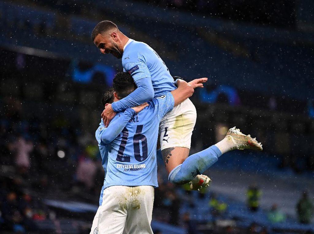 Manchester City Klub Liga Inggris ke-9 di Final Kompetisi Eropa