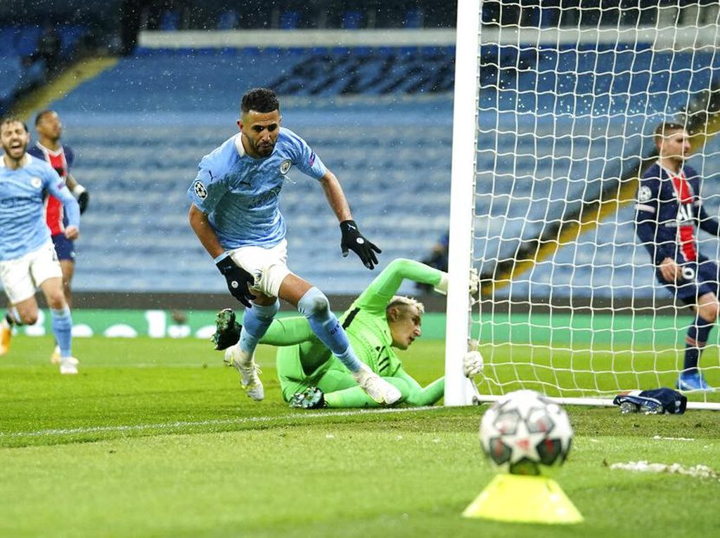 Man City Vs PSG: Citizens ke Final Liga Champions!