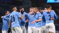 Sah! Manchester City Juara Liga Inggris 2020/2021