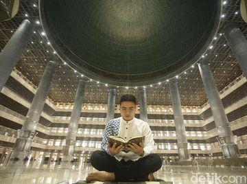 Masjid Istiqlal Tak Gelar Itikaf di 10 Hari Terakhir Ramadhan