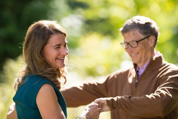 Melinda Gates dan Bill Gates