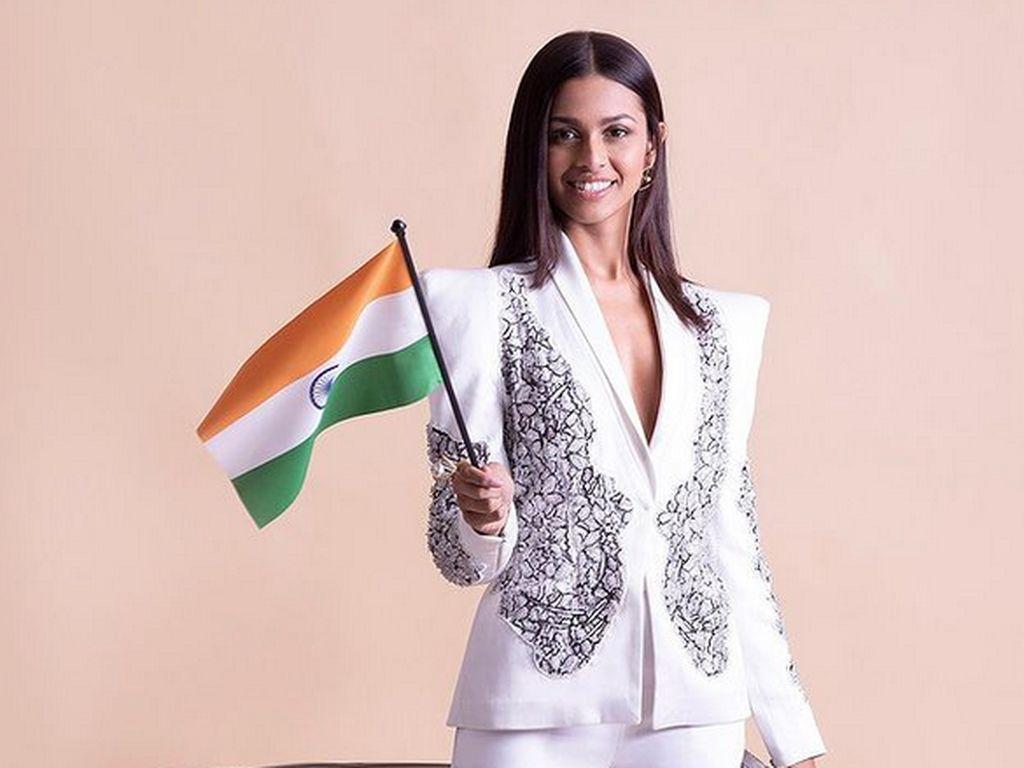Sempat Positif Corona, Wakil India Tetap Ikut Miss Universe 2020 di AS