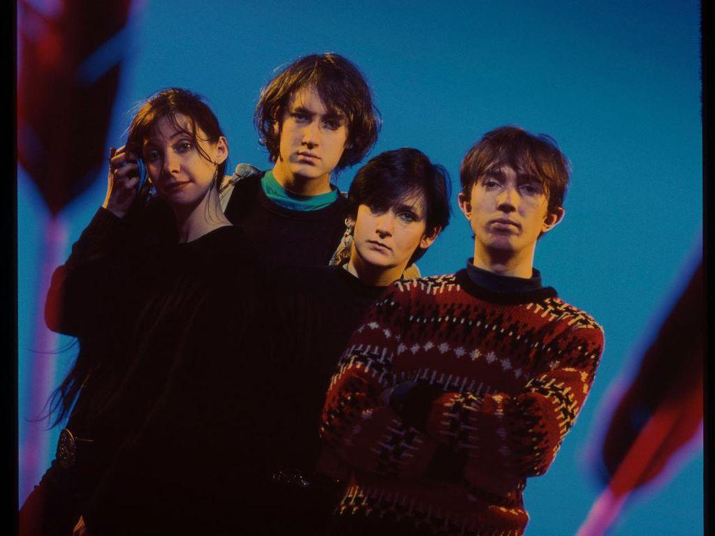 My Bloody Valentine Rilis Ulang Album Lama ke Digital dan Fisik