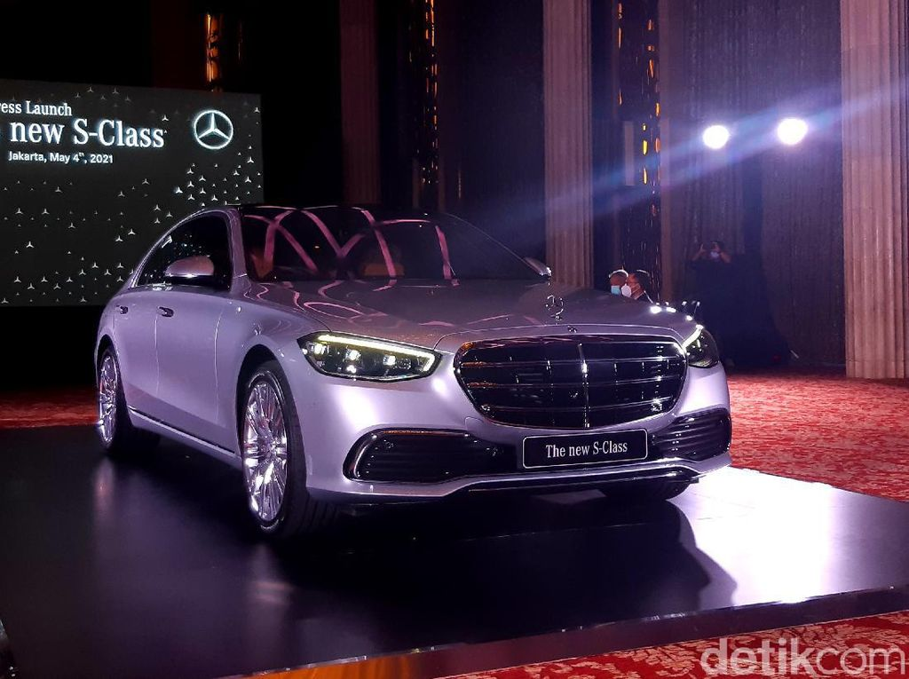 Biar Orang Kaya Keluarin Duit, Mercedes-Benz Punya 6 Mobil Baru Lagi Tahun Ini