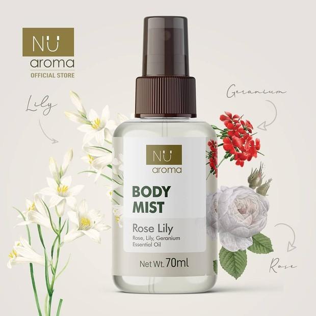 Body mist affordable untuk jaga tubuh tetap segar dan wangi