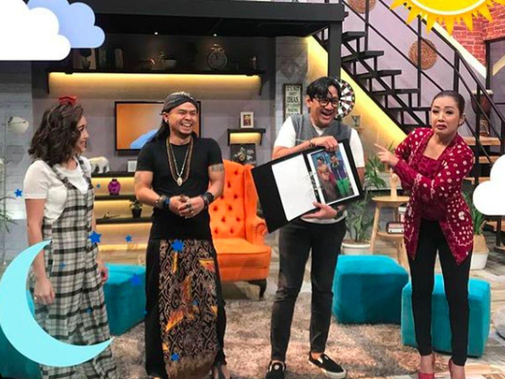 Andre Taulany Bersyukur Pas Buka Trans7 Jadi Tayangan Ramadhan Favorit