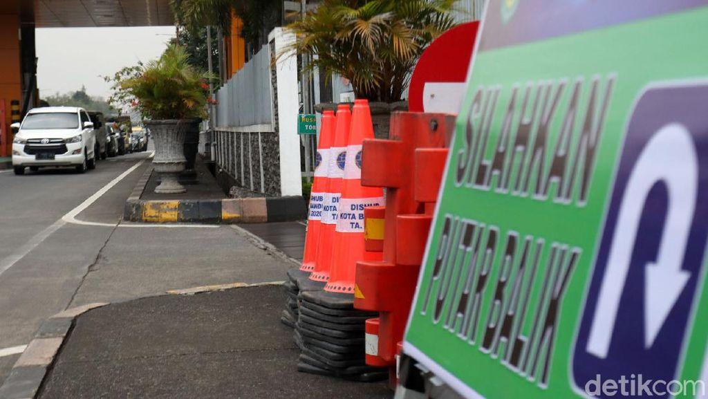 Pemkot Bandung Pantau Kesiapan Check Point Jelang Larangan Mudik