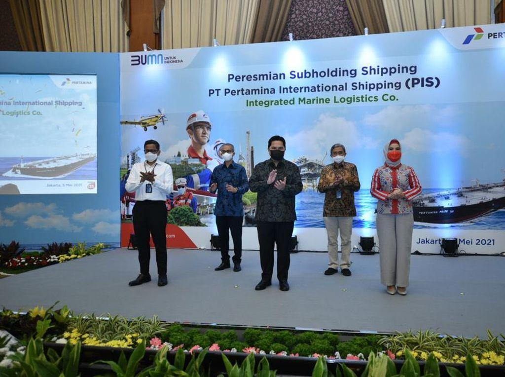 Jadi Subholding Shipping Pertamina, Ini Tugas Utama PT PIS