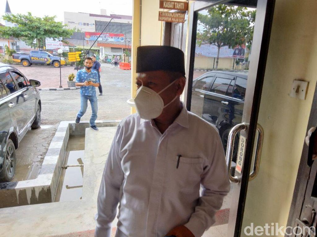Syahrial Ditahan KPK, Waris Thalib Jadi Plt Walkot Tanjungbalai