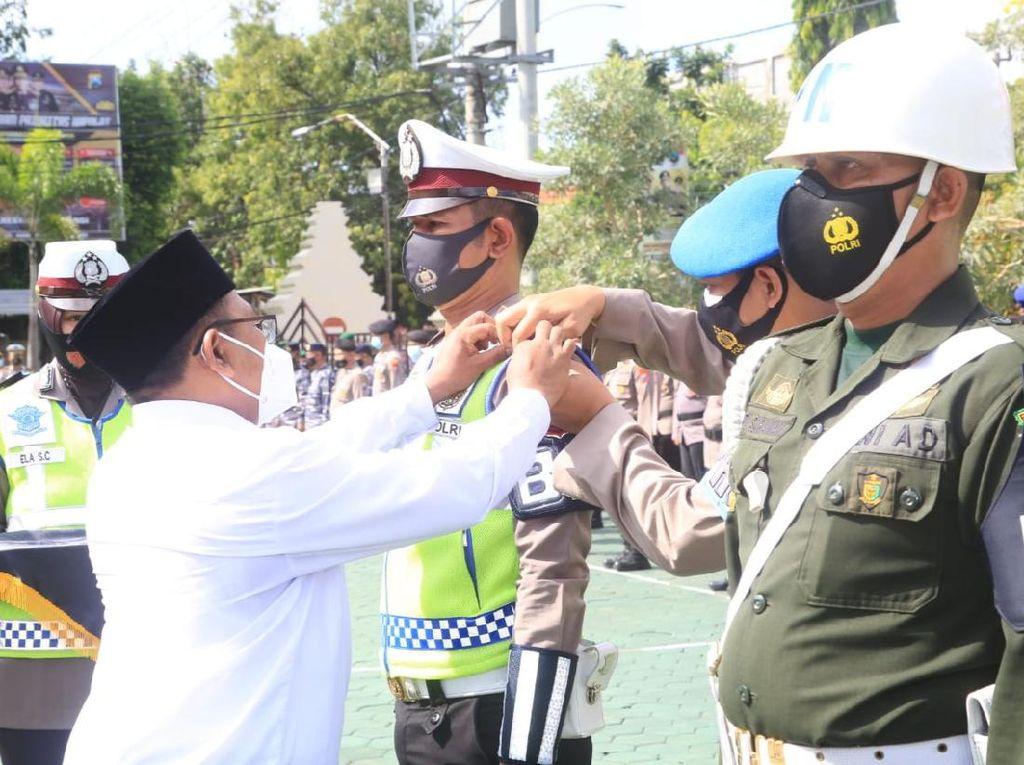1.000 Personel Amankan Penyekatan Larangan Mudik di Banyuwangi
