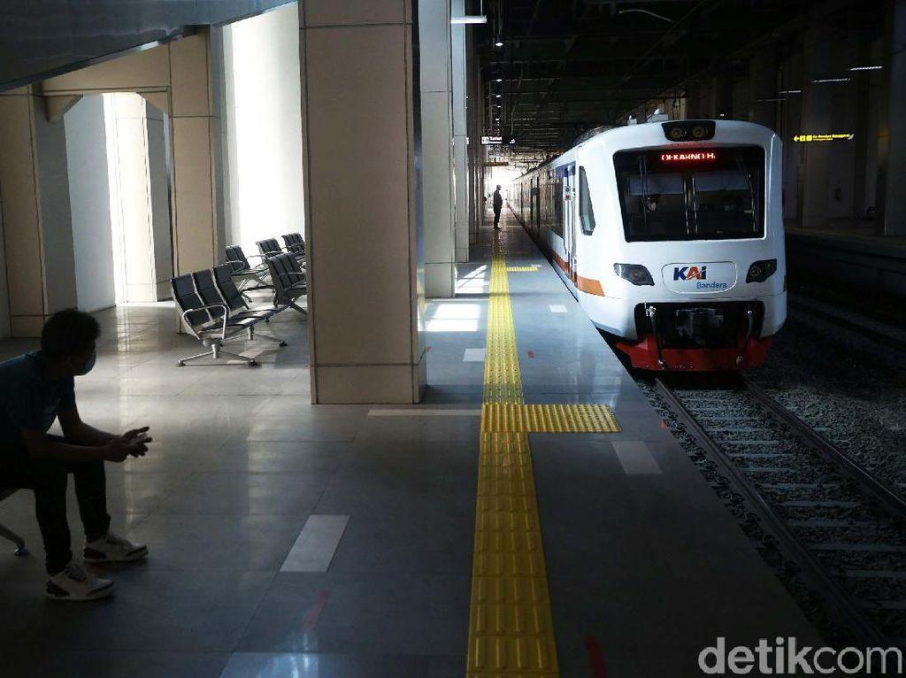 Pengumuman! Besok Kereta Bandara Wira-wiri Lagi