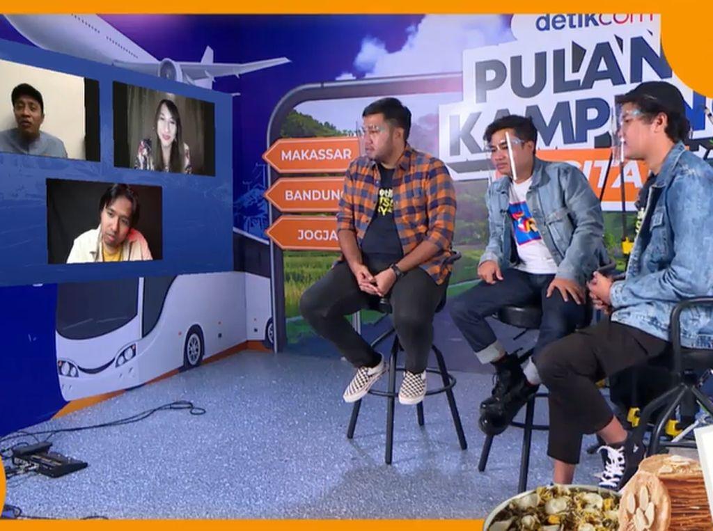 Arek-arek Suroboyo Pulang Kampung Digital di detikcom, Ada Joshua Suherman!