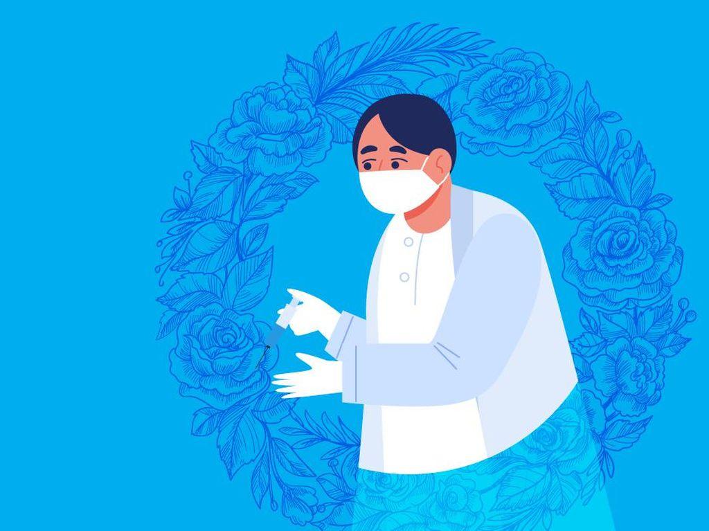 Santunan Rp 2,4 M buat 8 ASN yang Gugur Imbas Pandemi
