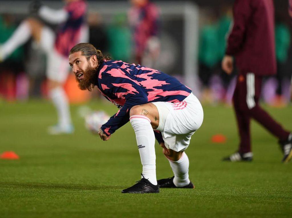 Ramos Main atau Tidak Lawan Chelsea, Zidane Bilang Gini