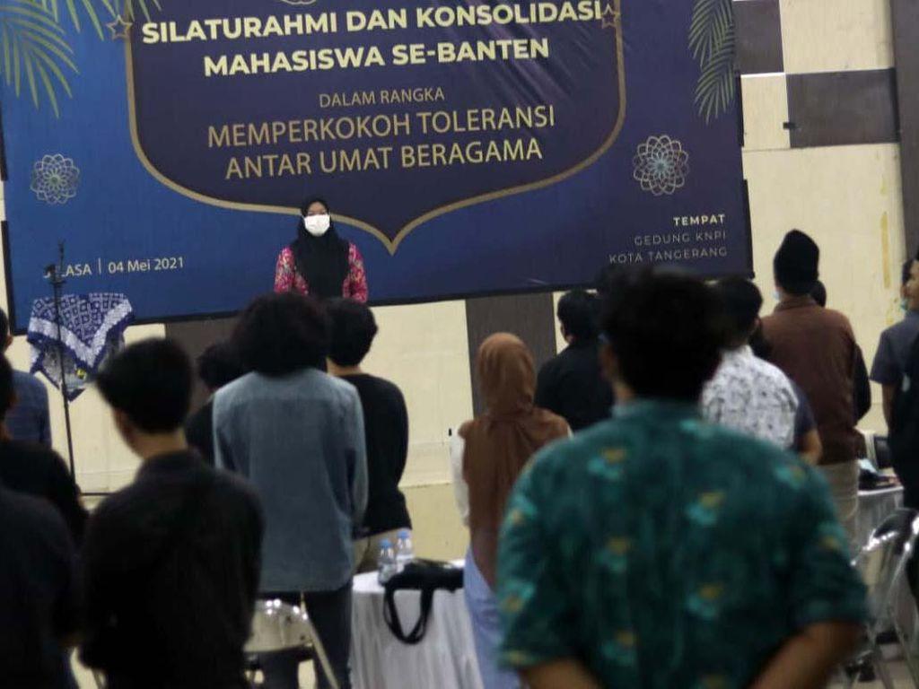 Silaturahmi dan Konsolidasi Mahasiswa Banten