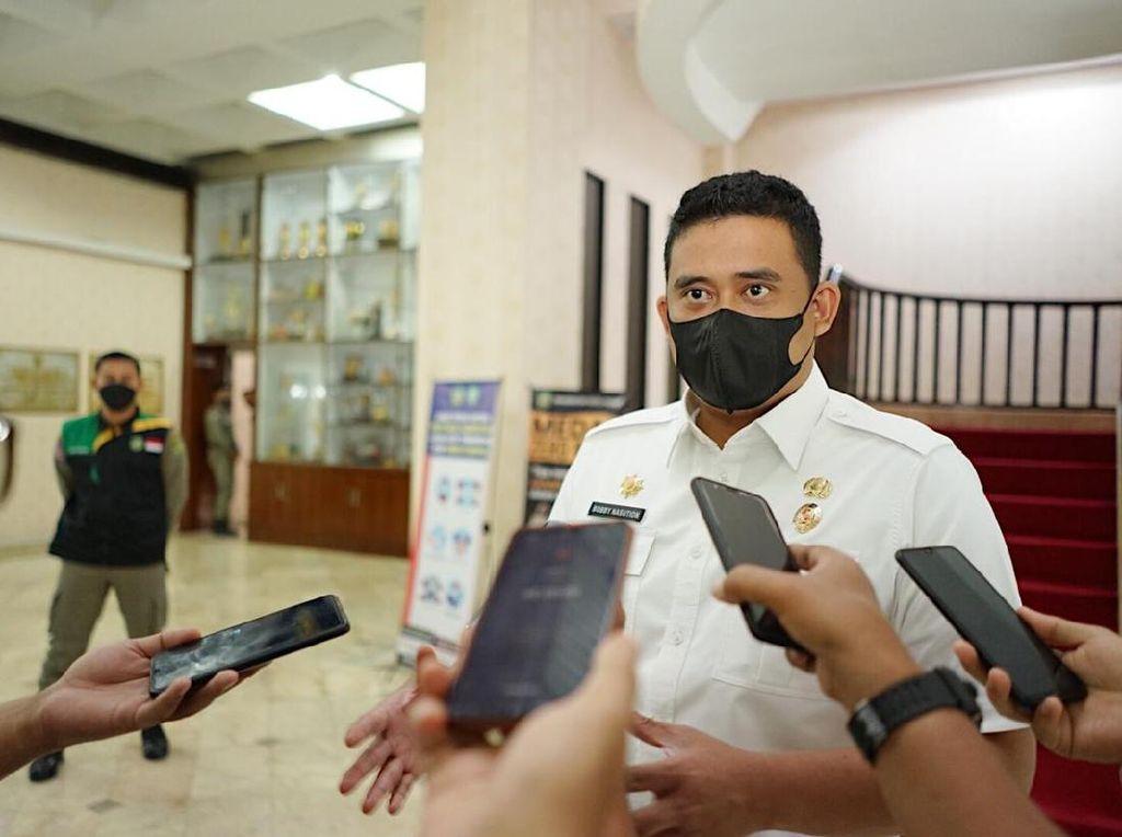Jelang Lebaran, Bobby Nasution Tutup Sementara Kesawan City Walk