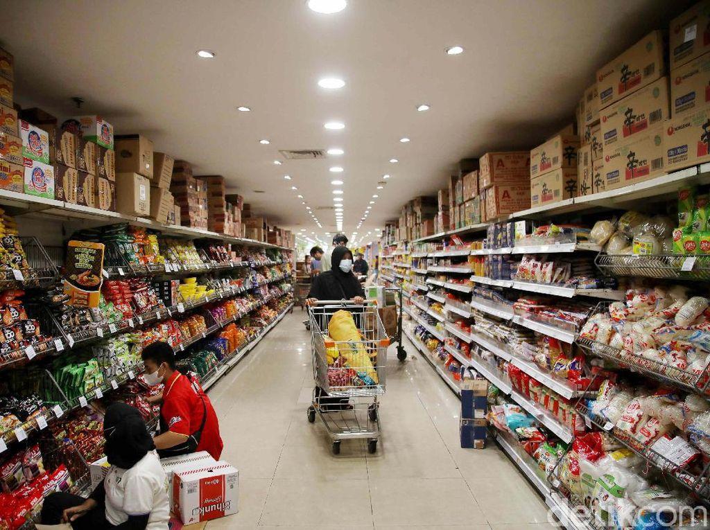 Masyarakat RI Mulai Berani Shopping Lagi, Ini Buktinya