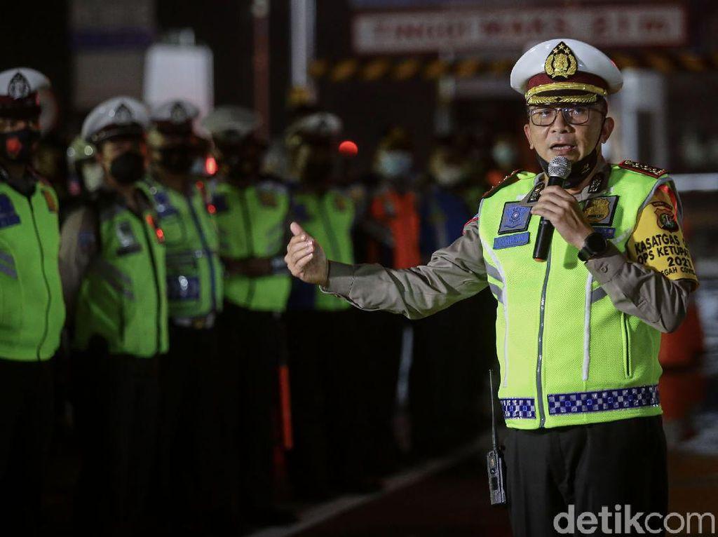 Polda Metro Patroli Malam Ini, Cegah Takbir Keliling dan Kerumunan