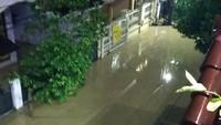 Sejumlah Titik di Bekasi Banjir, Paling Parah di Vila Nusa Indah 2