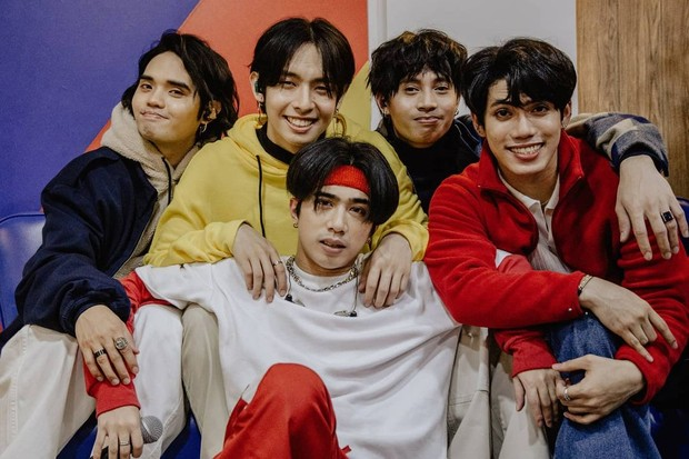 Boygroup asal Filipina, SB19.
