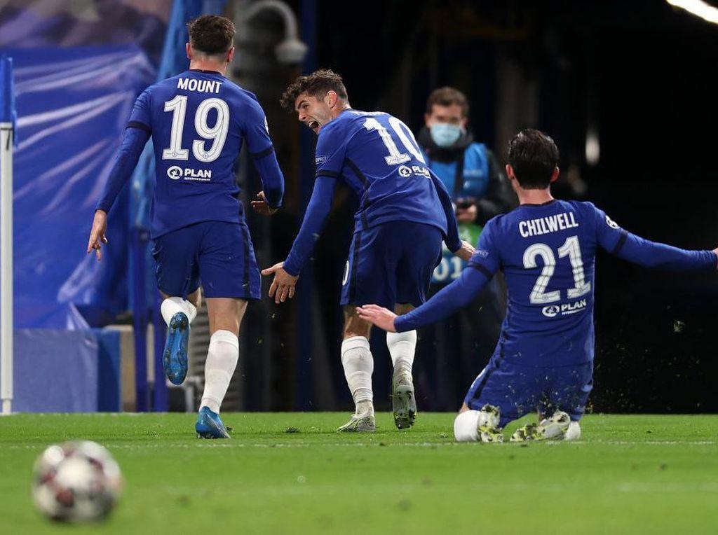 Chelsea Singkirkan Madrid di Liga Champions, Mount: Berat, Laga Berat