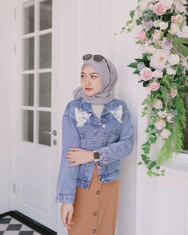 earth tone hijab