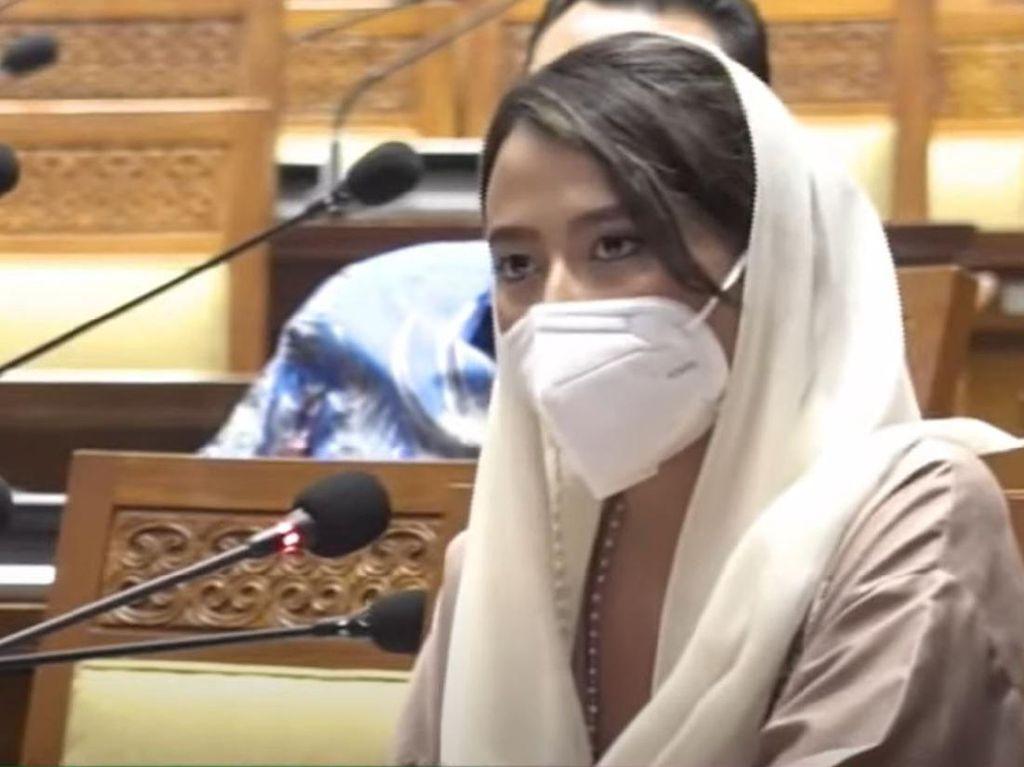 Dyah Roro Usul Komisi VII Dibubarkan, Pimpinan DPR Bakal Rapat