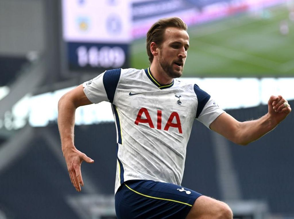 Spurs Ikhlas Harry Kane ke PSG, Tidak ke MU