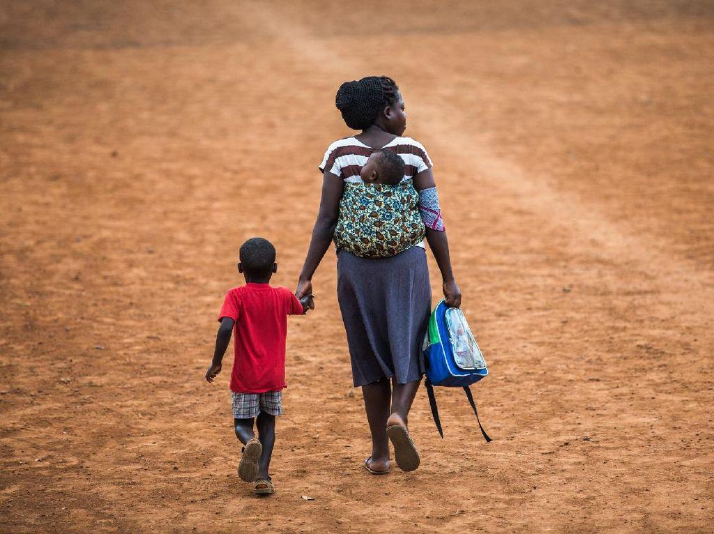 Uganda Sahkan UU Larang Anak Jadi Tumbal Pesugihan Orang Tua
