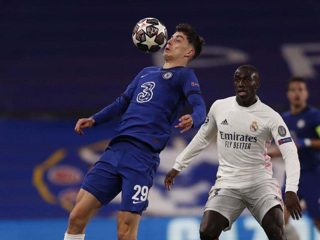 Chelsea Vs Real Madrid: Lantai Dansa Kai Havertz