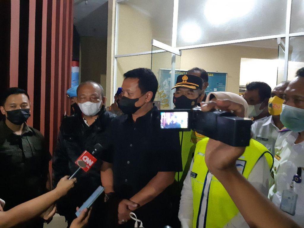 Kapolda Banten Ancam Pidanakan Orang yang Memaksa Mudik