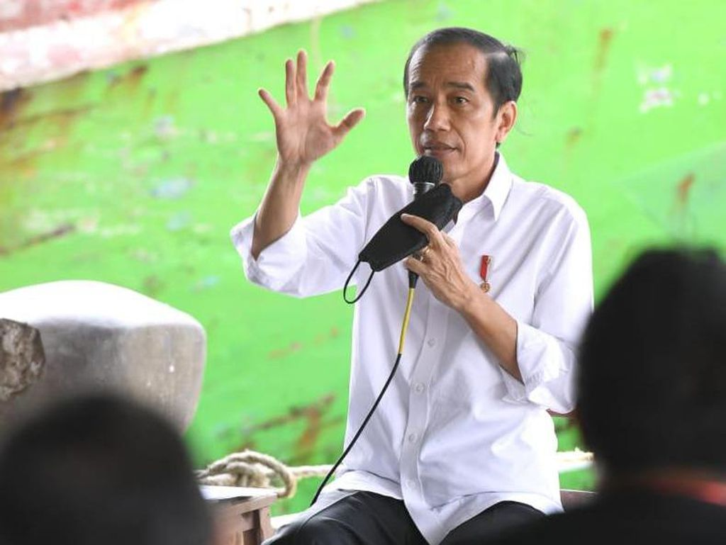Jokowi Acungi 2 Jempol Program Sampah Jadi Listrik di Surabaya