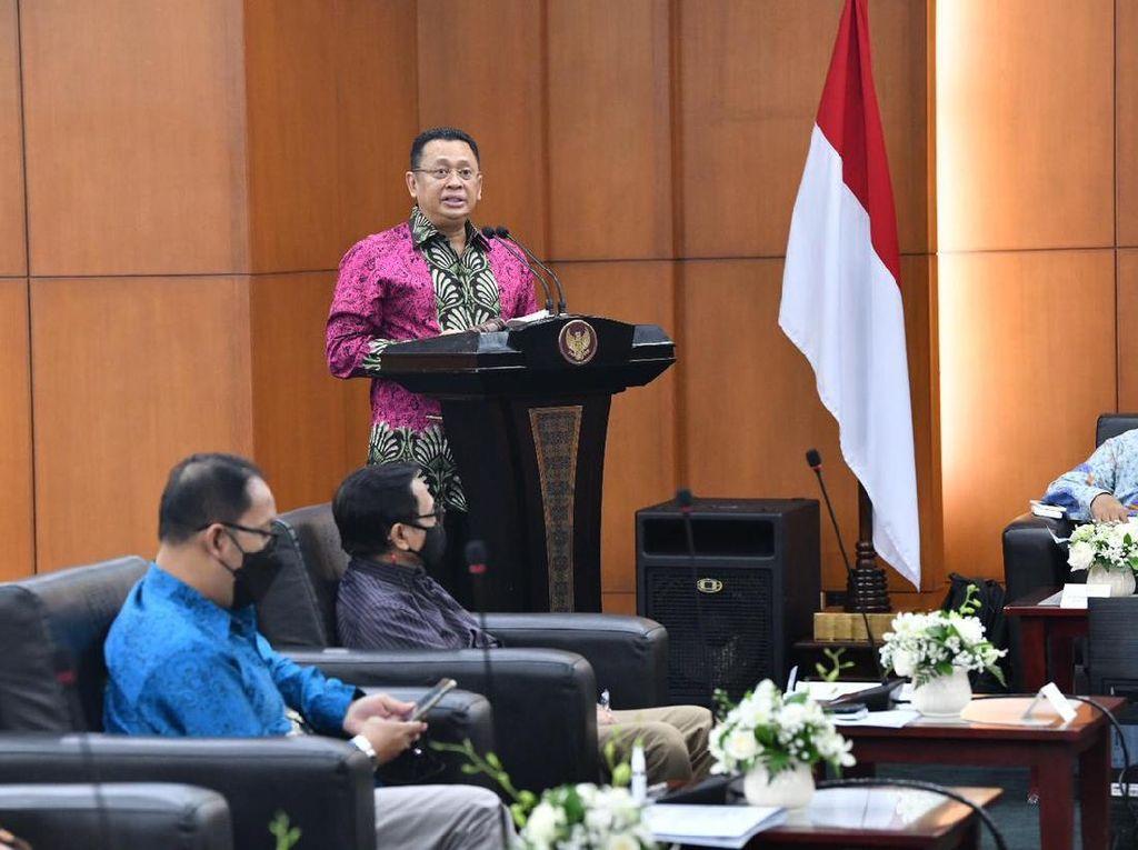 Bamsoet Soroti Penurunan Kualitas Demokrasi Indonesia