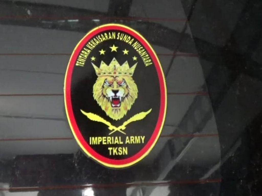 Polisi Pantau Aktivitas Jenderal Kekaisaran Sunda Nusantara!