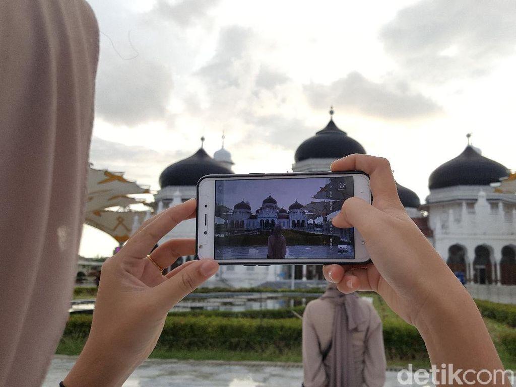 Ide Ngabuburit: Wisata Religi ke Ikonnya Provinsi Aceh