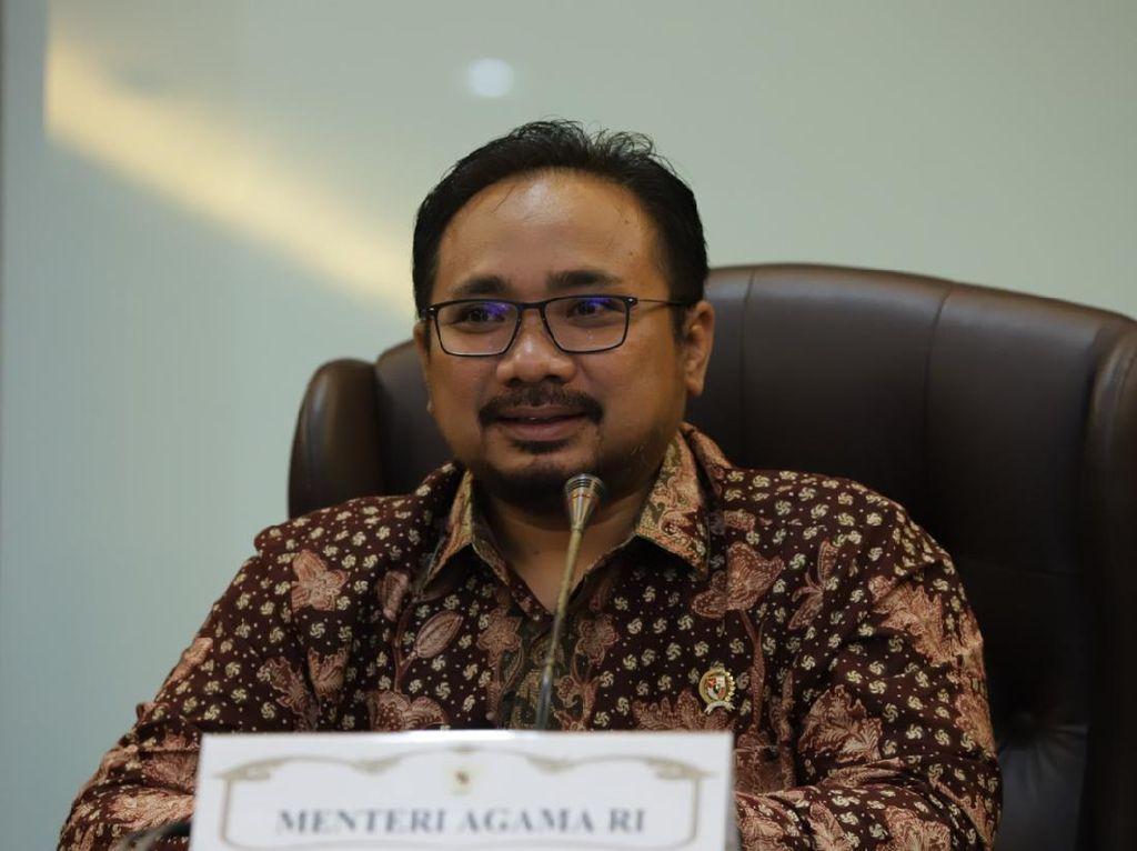 Cuitan Muazin Jokowi Disorot, Menag Balik Lempar Sentilan