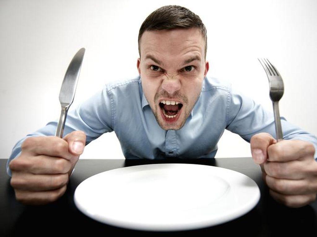 Benarkah Lapar Bikin Orang Gampang Marah? Ini Penjelasan Dosen IPB