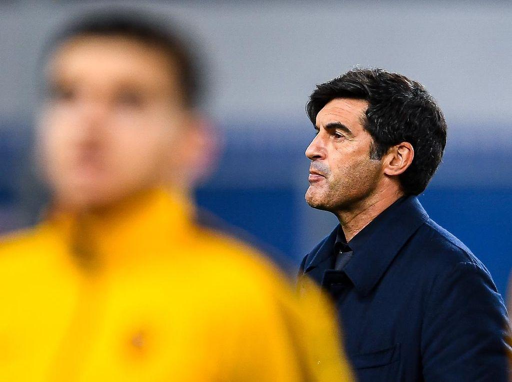 Masih Latih Roma Sebelum Mourinho Tiba, Fonseca Bilang Apa?
