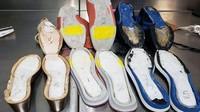 Wanita Muda Ditangkap di Bandara, Coba Selundupkan Kokain di Sepatu