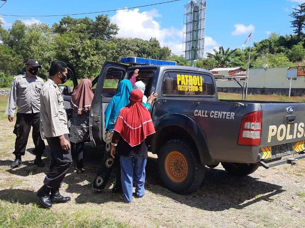 Vaksinasi COVID-19 untuk Lansia di Sumbawa Capai 80,24% dari Target